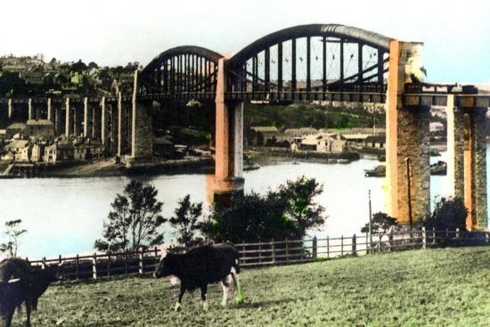 the-royal-albert-bridge-saltash-cornwall-1926