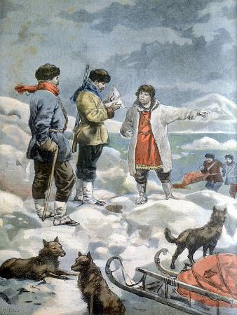 the-search-for-the-1897-andree-expedition-to-the-north-pole