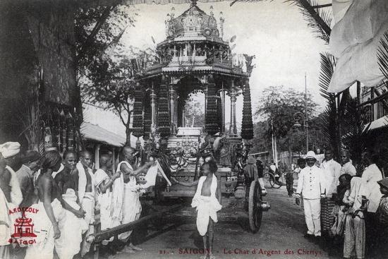 the-silver-chariot-of-the-chettiars-saigon-vietnam-1912