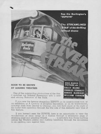 the-silver-streak-movie-promotion-page