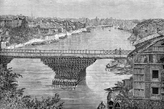 the-srinagar-bridge-over-the-river-jhelum-pakistan-1895