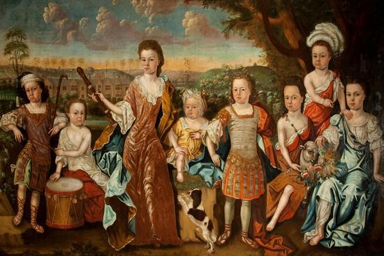 the-strachey-family-c-1710