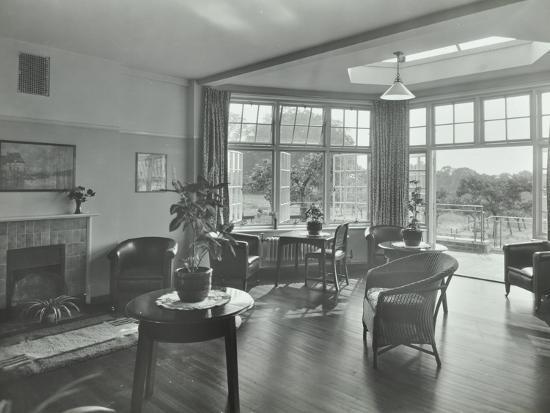 the-sun-lounge-at-orchard-house-claybury-hospital-woodford-bridge-london-1937