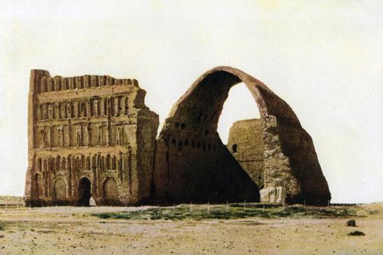 the-taq-i-kisra-ctesiphon-iraq-c1930s