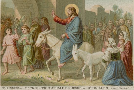 the-triumphal-entry-of-jesus-into-jerusalem