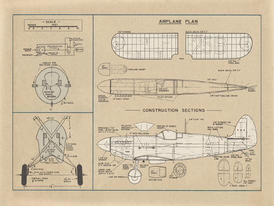 the-vintage-collection-airplane-plan