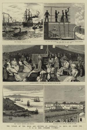 the-voyage-of-the-duke-and-duchess-of-connaught-to-india-on-board-the-p-and-o-mail-steamer-cathay
