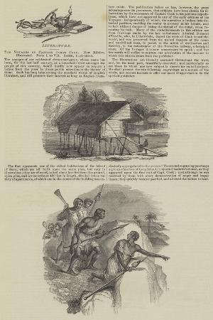 the-voyages-of-captain-james-cook