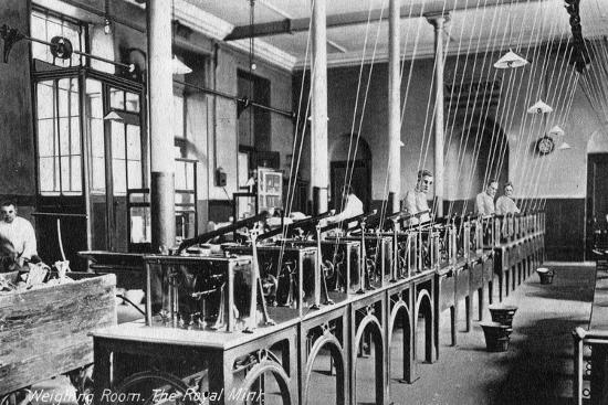 the-weighing-room-the-royal-mint-tower-hill-london-20th-century