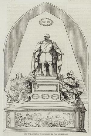the-wellington-monument-in-the-guildhall