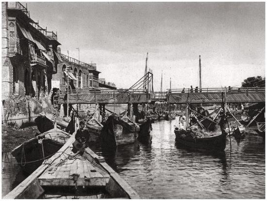 the-whiteley-bridge-ashar-creek-basra-iraq-1925