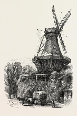 the-windmill-potsdam-germany-19th-century