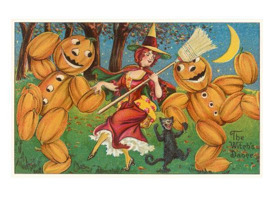 the-witch-s-dance-jack-o-lanterns-cat