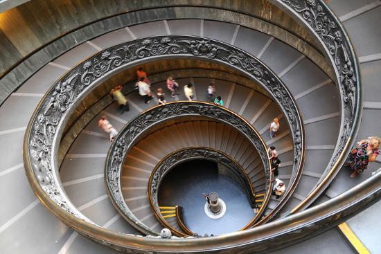 the-world-in-hdr-people-climbing-down-the-stairs-of-the-vatican-museums-in-vatican-rome-italy