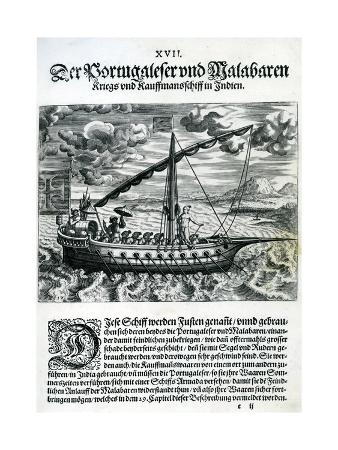 theodore-de-bry-ship-from-india-orientalis-1598