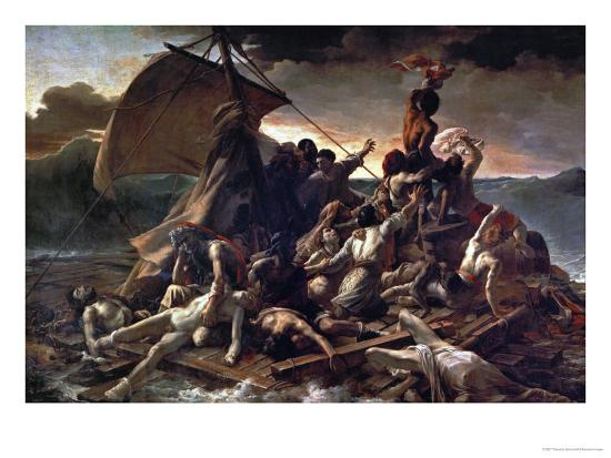 theodore-gericault-the-raft-of-the-medusa-1819