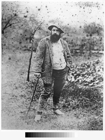 theodore-robinson-claude-monet-1840-1926-in-his-garden-1880-silver-print-b-w-photo