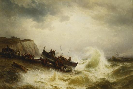 theodore-weber-the-dover-lifeboat