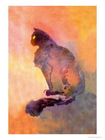 theophile-alexandre-steinlen-chat-pourpre-c-1900