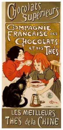 theophile-alexandre-steinlen-chocolat