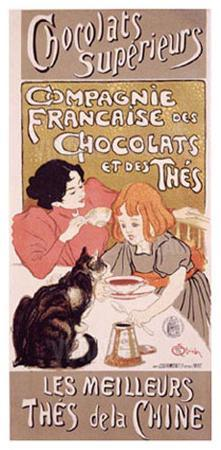 theophile-alexandre-steinlen-chocolats-et-thes