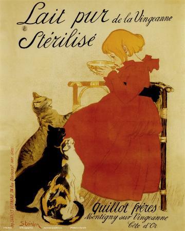 theophile-alexandre-steinlen-nestle-s-milk