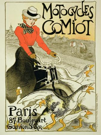 theophile-alexandre-steinlen-reproduction-of-a-poster-advertising-comiot-motorcycles-1899