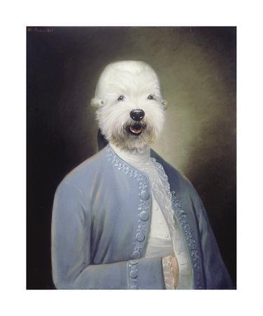 Sir Robert Premium Giclee Print By Thierry Poncelet At Art Com