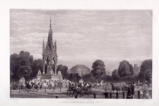 thomas-abiel-prior-albert-memorial-kensington-london-1869