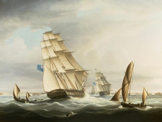 thomas-buttersworth-squadron-of-the-blue-off-portsmouth