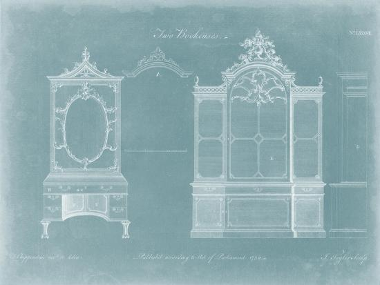 thomas-chippendale-two-bookcases