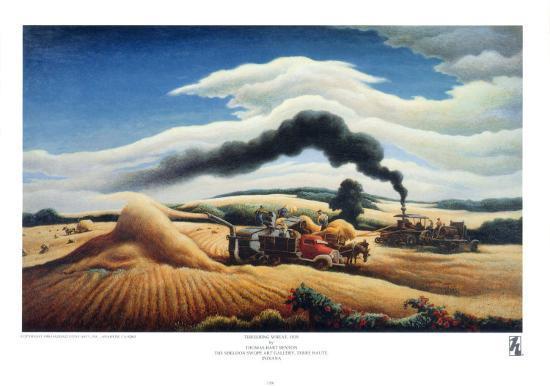 thomas-hart-benton-threshing-wheat