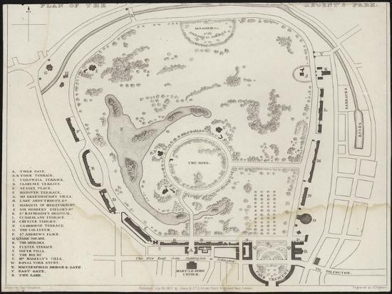 thomas-hosmer-shepherd-map-of-regent-s-park