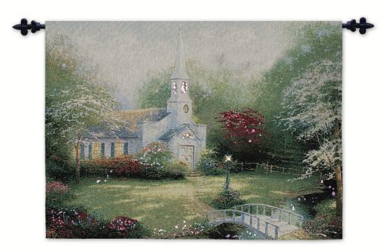 thomas-kinkade-hometown-chapel