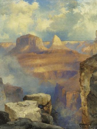 thomas-moran-grand-canyon-1916