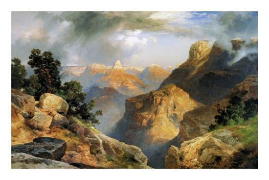 thomas-moran-grand-canyon