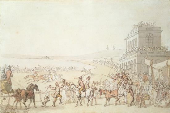 thomas-rowlandson-brighton-races-1816