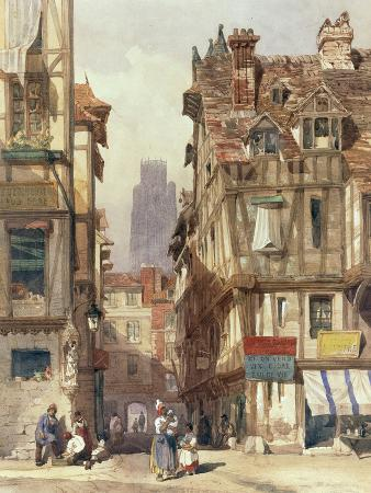 thomas-shotter-boys-street-scene-in-rouen