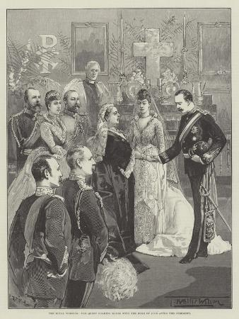 thomas-walter-wilson-the-royal-wedding-the-queen-shaking-hands-with-the-duke-of-fife-after-the-ceremony
