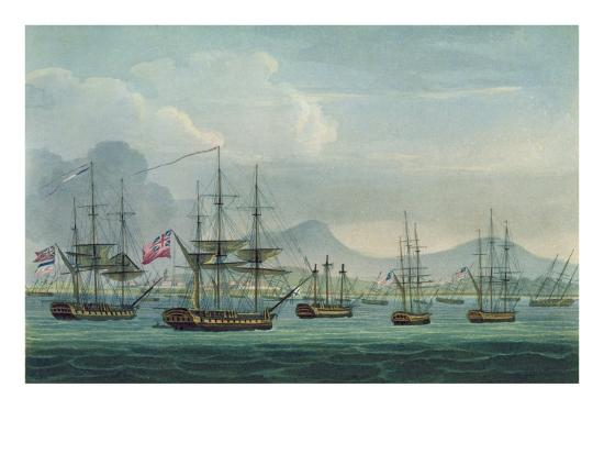 thomas-whitcombe-capture-of-maria-riggersbergen-on-october-18th-1806-for-the-naval-chronology-of-great-britain
