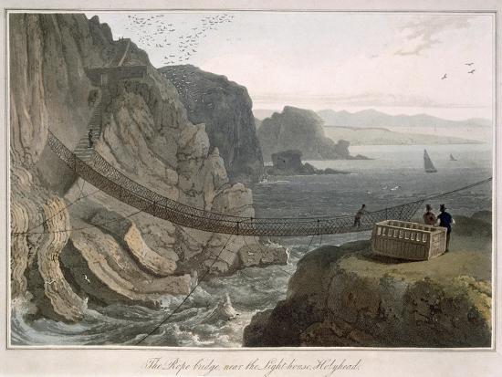 thomas-william-daniell-rope-bridge-near-the-lighthouse-holyhead-c-1829