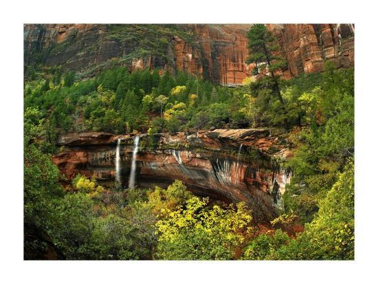 tim-fitzharris-cascades-tumbling-110-feet-at-emerald-pools-zion-national-park-utah