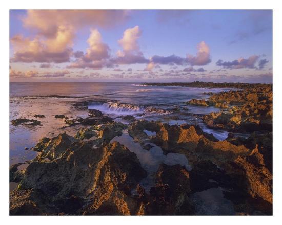 tim-fitzharris-dusk-at-shark-s-cove-oahu-hawaii