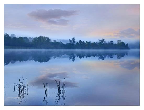 tim-fitzharris-mist-over-lackawanna-lake-lackawanna-state-park-pennsylvania