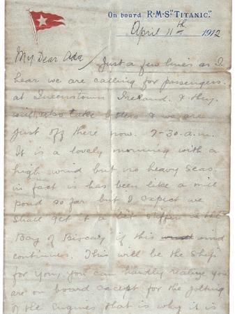 titanic-letter
