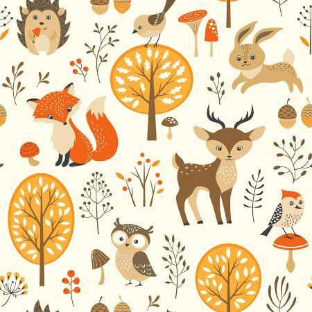 tn-prints-autumn-forest-seamless-pattern-with-cute-animals