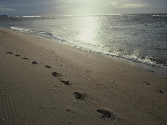 todd-gipstein-footprints-in-the-sand-on-a-beach