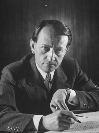 tony-linck-french-author-andre-malraux-working-in-his-office-at-rpf-headquarters
