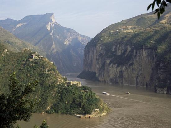 tony-waltham-upstream-end-seen-from-fengjie-qutang-gorge-three-gorges-yangtze-river-china
