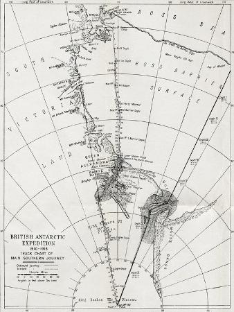 track-chart-of-the-main-southern-journey-of-robert-falcon-scott-s-terra-nova-expedition